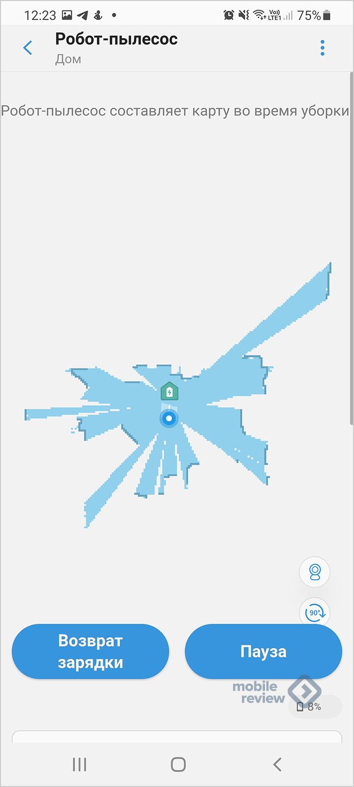 Обзор робота-пылесоса Samsung JetBotAI+ (VR9500T)