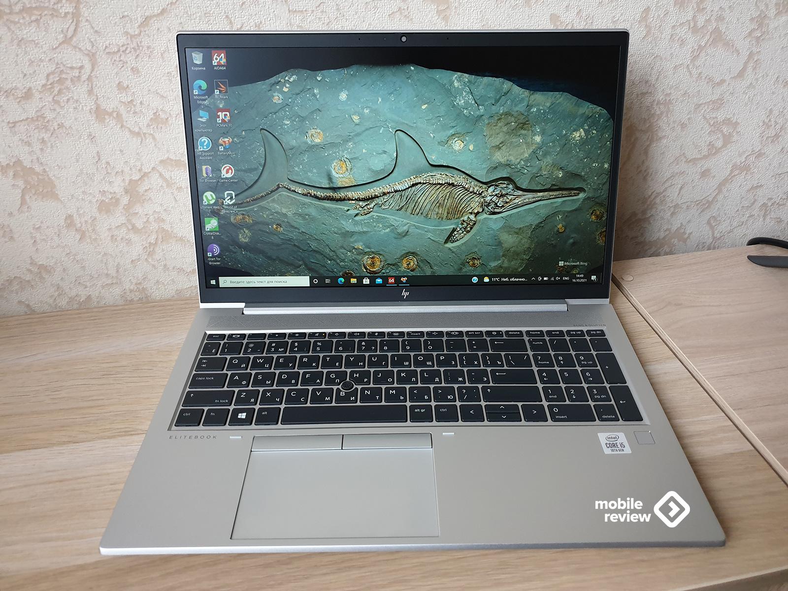 142988 Обзор HP EliteBook850G7